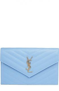 Сумка Monogram mini из стеганой кожи Saint Laurent