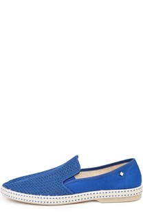 Текстильные эспадрильи Rivieras Leisure Shoes