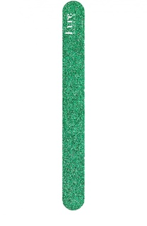 Пилка для ногтей зеленая Kure Bazaar
