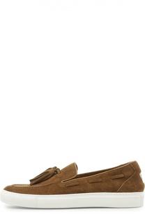 Слипоны с рожком для обуви H`D`S`N Baracco
