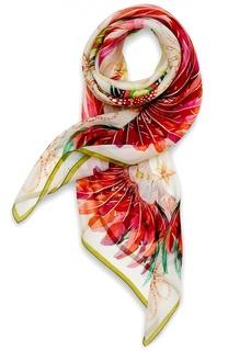 Шелковый платок Imperial Feathers Lalique