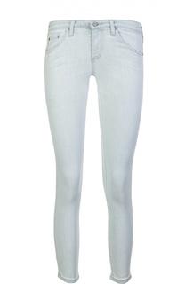 Укороченные джинсы скинни Ag