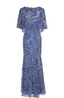 Вечернее платье с болеро Tadashi Shoji