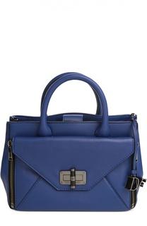 Кожаная сумка Secret Agent Diane Von Furstenberg