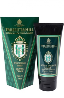 Крем для бритья в тюбике West Indian Limes Truefitt&Hill Truefitt&Hill