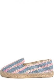 Текстильные эспадрильи Ibiza Manebi