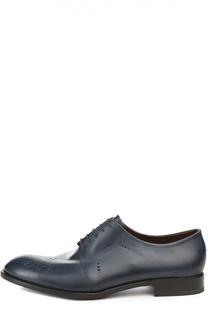 Туфли с кремом для обуви Fratelli Rossetti