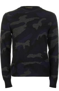 Вязаный пуловер Valentino