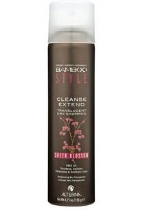 Сухой спрей-шампунь для свежести и объема c ароматом весенних цветов Alterna