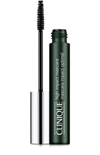 Тушь High Impact Mascara Black Brown Clinique