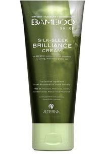 Несмываемый крем для сияния и блеска волос Alterna