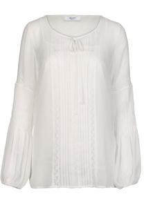 Блуза с топом Blugirl