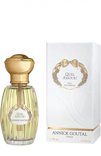 Парфюмерная вода Quel Amour! Annick Goutal