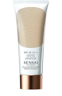 Солнцезащитный крем для тела с содержанием нано-частиц SPF 30 Sensai