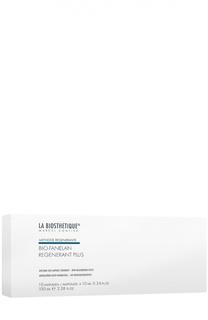Интенсивная сыворотка против выпадения волос, 10 ампул La Biosthetique