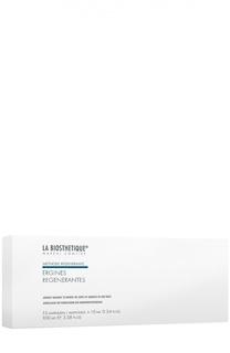 Поддерживающая сыворотка против выпадения волос, 10 ампул La Biosthetique