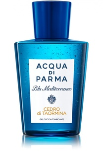 Гель для душа Cedro di Taormina Acqua di Parma