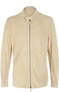 Куртка замшевая Giorgio Armani
