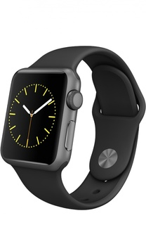 Apple Watch Sport 38mm Space Gray Aluminum Case Apple