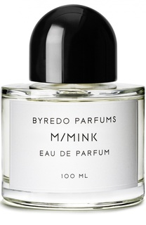 Парфюмерная вода M/Mink Byredo