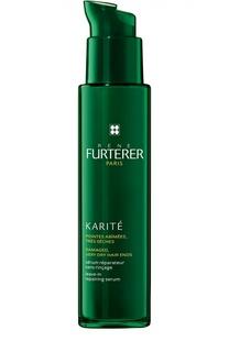 Восстанавливающая сыворотка для кончиков волос Karite Rene Furterer
