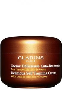 Крем для искусственного загара с фруктовым ароматом Clarins