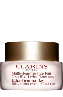 Дневной регенерирующий крем Multi-Regenerante Clarins