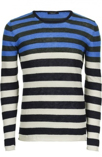 Вязаный пуловер Roberto Collina