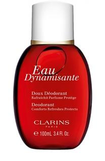 Смягчающий дезодорант Eau Dynamisante Clarins