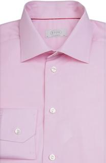 Полуприталенная сорочка с вортником кент Eton