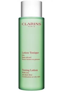 Лосьон тонизирующий для комбинированной и жирной кожи Clarins
