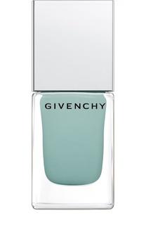Лак для ногтей Le Vernis, оттенок № 27 Элегантый акватический Givenchy