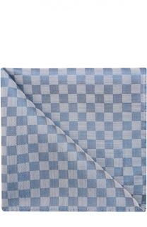 Носовой платок из смеси хлопка с шелком Simonnot-Godard