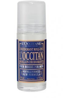 Дезодорант шариковый L`Occitan L`Occitane