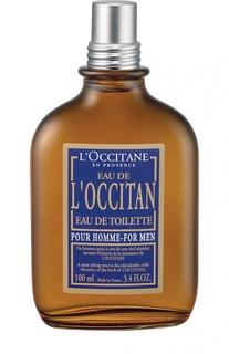 Туалетная вода L`Occitan L`Occitane