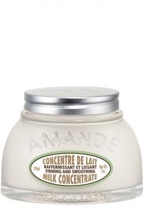 Миндальное молочко для упругости кожи тела L`Occitane