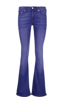 Расклешенные джинсы с потертостями Rag&Bone Rag&Bone