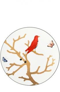 Тарелка Aux Oiseaux Bernardaud