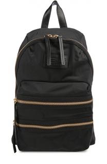 Рюкзак с внешними карманами на молнии Domo Arigato Marc Jacobs