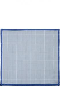 Хлопковый носовой платок в клетку Simonnot-Godard