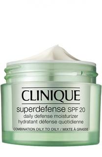 Крем Superdefence для жирной и комбинированной кожи Clinique