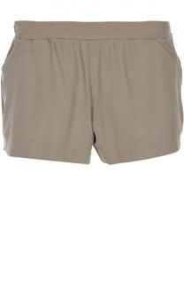 Хлопковые мини-шорты с эластичным поясом Hanro