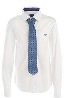 Рубашка с галстуком Giorgio Armani