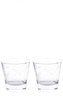Набор из 2-х стаканов для виски Bucolique Lalique