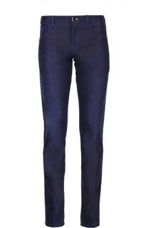 Зауженные брюки из эластичного денима Scissor Scriptor