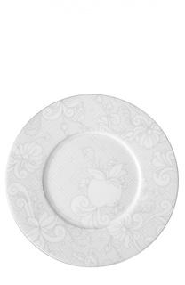 Тарелка для хлеба и масла Jardin DEden Christofle