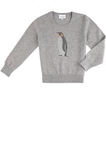 Пуловер джерси William Sharp kids