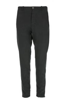 Хлопковые брюки-чинос Transit