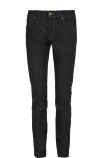 Зауженные джинсы с отстрочкой Dolce & Gabbana