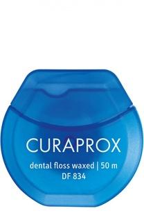 Межзубная мятная нить DF834 Curaprox